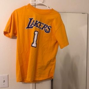 Lakers jersey!